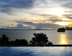 Koh ngai cliff beach a luxury resort on koh ngai island - Welcoming modern house with panoramic view serving flawless relaxation ...