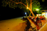Koh Ngai Cliff Beach ,Trang ,Thailand  - Dining Area